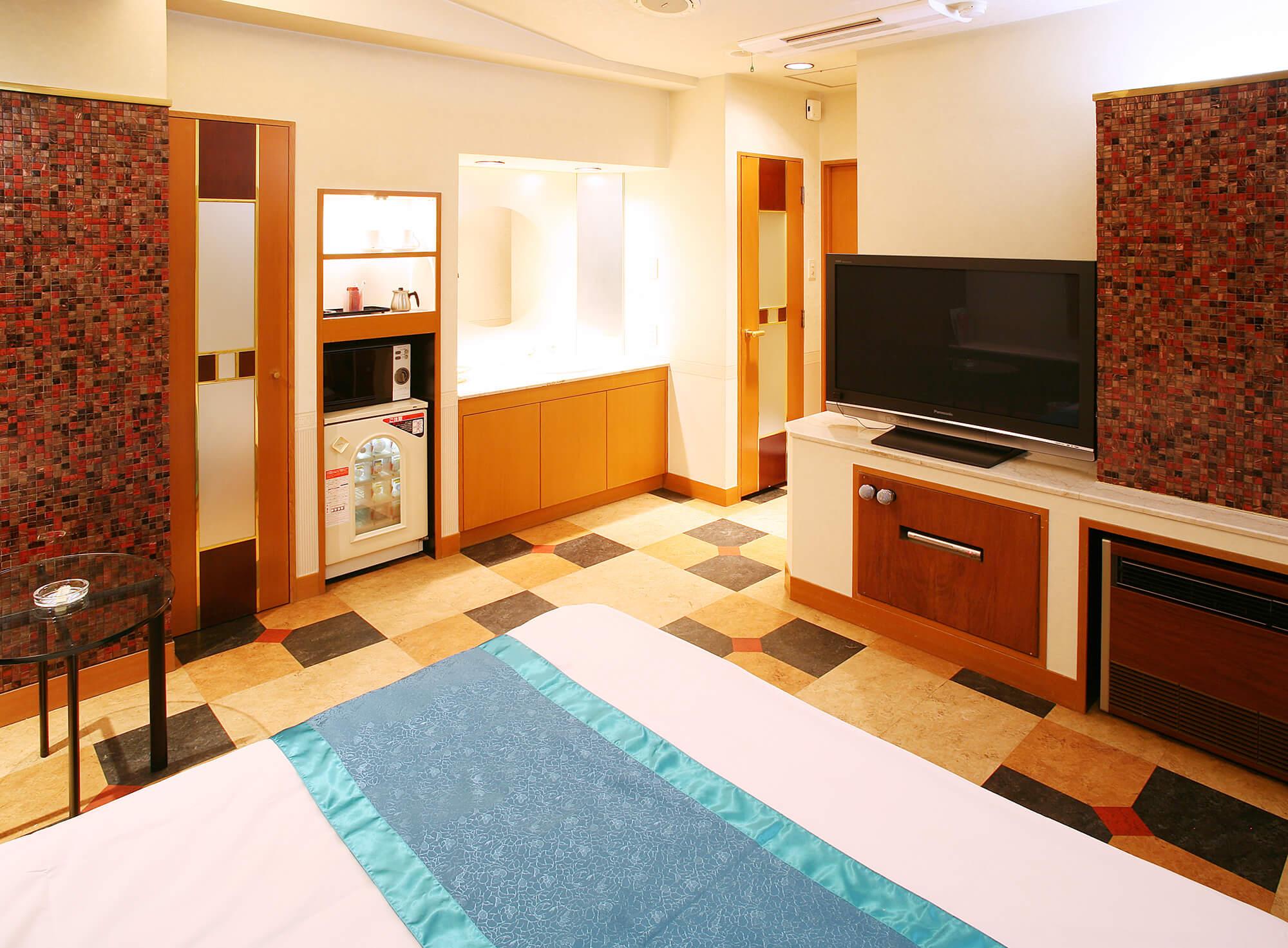 HOTEL THE DRAGON STANDARD607号室