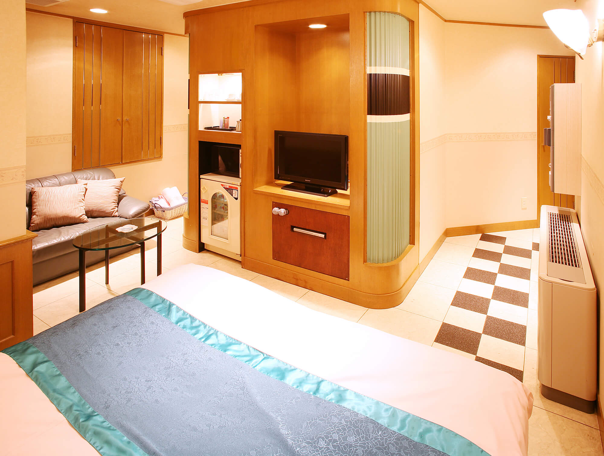 HOTEL THE DRAGON STANDARD407号室